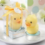 Ducky Candle