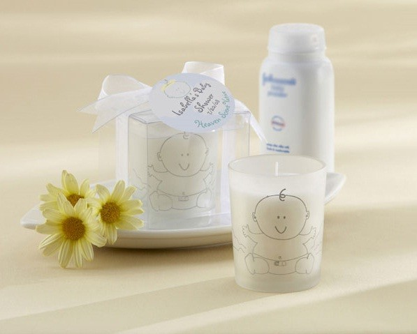 Kate Aspen Baby Shower Favours Heaven Scent Baby Powder Fresh
