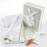 Bunny Blanket Gift Set