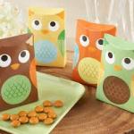 Owl Favour Box