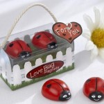 Lady Bug Magnets