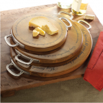 Round Board With Handle