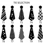 Baby Shirt Tie Selection